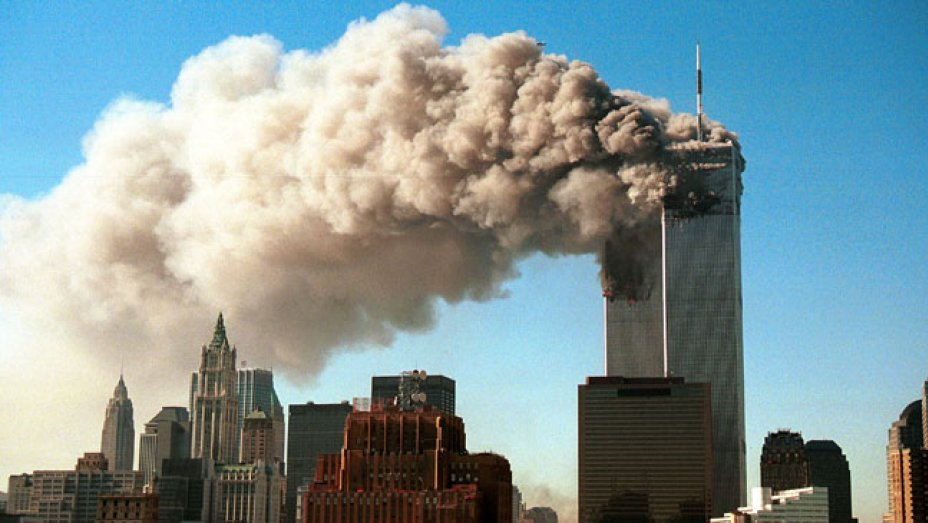 9/11 War On Terror With Muslims Narrative
