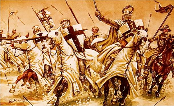 Roman Islam Crusades